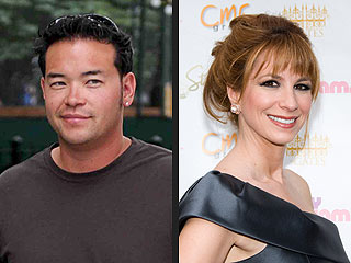 Jon Gosselin's Double Date with New Kate – and Jill Zarin!