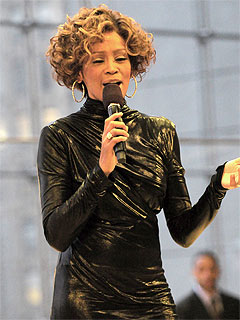 Whitney Houston: God Keeps Me Off Drugs