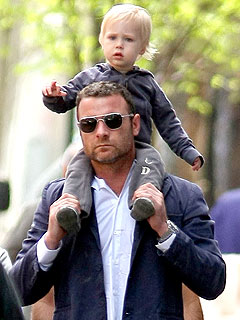 Liev Schreiber 'Spiritually Younger' Since Becoming a Dad