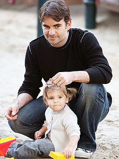 Jeff Gordon's Littlest Cheerleader: Daughter Ella!
