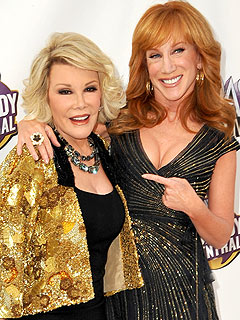 Joan Rivers Responds to Roastmaster Kathy Griffin: Drop Dead!