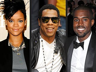 Rihanna, Jay-Z, Kanye West to Help Launch New  Jay Leno Show
