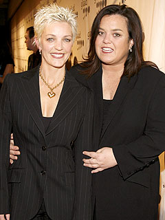 Rosie O'Donnell Acknowledges 'Issues' with Spouse