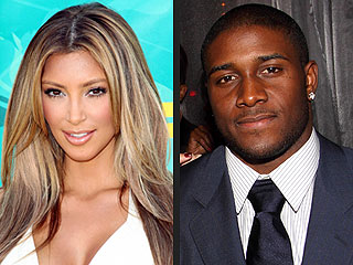Kim Kardashian and Reggie Bush Spotted Together