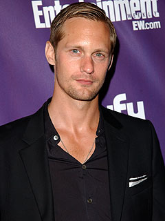 Alexander Skarsgard Makes His Female Fans Happy &#8211; with Photos!