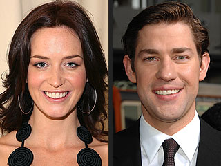 Emily Blunt & John Krasinski Are Engaged