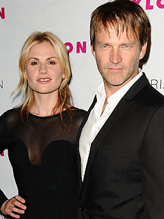 Anna Paquin & Stephen Moyer Kept Romance Quiet on True Blood Set