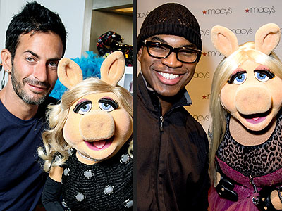 Double Take: Miss Piggy Scores Two Celeb Dates