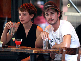 Shia LaBeouf & Carey Mulligan Costarring Off-Screen Too?