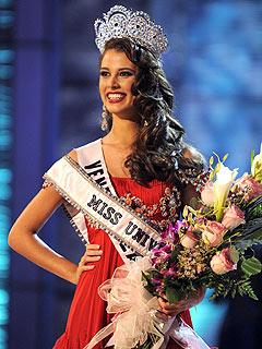 Venezuela Strikes Again at Miss Universe Pageant