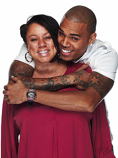 Chris Brown's Mom: Rihanna Was 'Family'