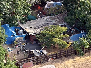 PHOTOS: The Hellish Compound Where Jaycee Dugard Was Held