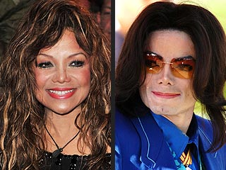 Michael Looked 'Absolutely Fabulous' for Burial, Says LaToya