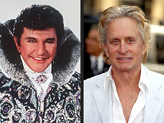 Michael Douglas To Play Liberace