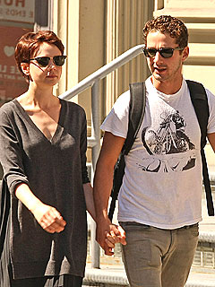 Who Is Shia LaBeouf's New Gal Pal Carey Mulligan?