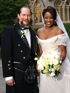 Opera singer Denyce Graves Weds Surgeon Robert Montgomery