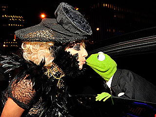 Kermit the Frog: I'm Not Dating Lady Gaga
