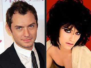 Who's That Girl? It's Jude Law – in Drag!