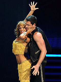 Maksim Danced for Karina During Their Emmys Performance