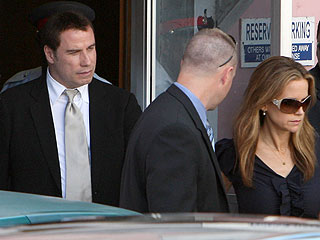 John Travolta Testifies About Son&#39;s Death