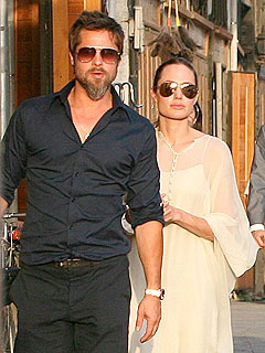 Brad and Angelina Donate $100,000 to Foster Care Organization