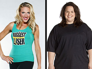 Tara's Biggest Loser Blog: Tracey Better Watch Out!
