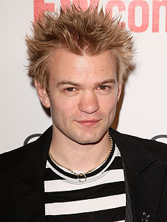 Newly Single Deryck Whibley Hits Vegas