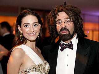 Emmy Rossum Met Adam Duritz Through Twitter