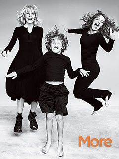 Diane Keaton Shows Off Her Kids for the First Time