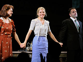 Critics Greet Sienna Miller's Broadway Debut