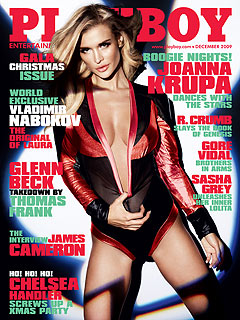 PHOTO: Dancing's Joanna Krupa Covers Playboy