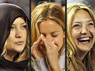 PHOTOS: The Many Faces of Yankees' No. 1 Fan – Kate Hudson