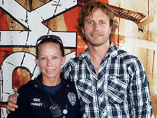 Dierks Bentley Calls Ft. Hood Hero to Offer Thanks