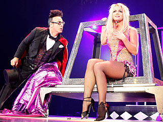 Britney Spears Weighs In on Lip-Synching Flap – Sort Of