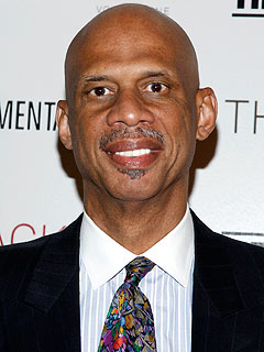 Kareem Abdul-Jabbar's Son Helps Him Deal with Cancer Diagnosis