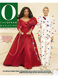 FIRST LOOK: Oprah Winfrey and Ellen DeGeneres Share the Spotlight