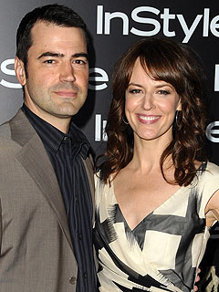 Ron Livingston Gets Married