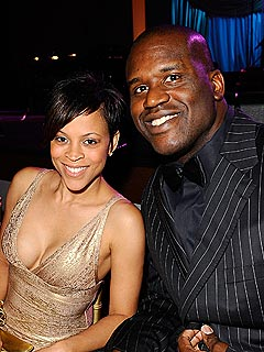 Shaquille O'Neal's Wife Files for Separation