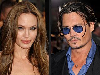 Will Johnny Depp + Angelina Jolie = Good Lovin'?