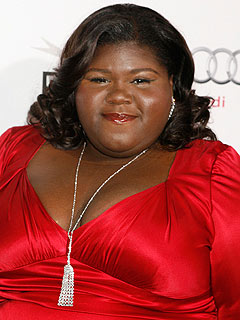 Gabourey Sidibe Has an Oscar Date &#8211; But It&#39;s Not Justin Timberlake