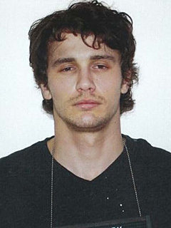 PHOTO: James Franco's Port Charles 'Mug Shot'