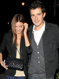 &#39;No Truth&#39; to Orlando Bloom-Miranda Kerr Engagement Rumor