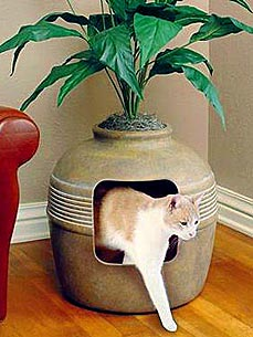 Plant One of These Litter Boxes In Your Living Room