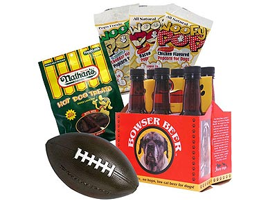 Make the Super Bowl Super Fun for Your Dog