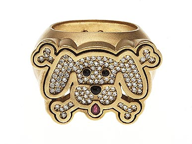 Show Off Your Doggie-Love With a Bit of Bling