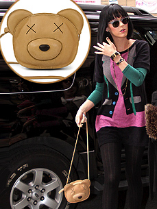 Get the Look: Katy Perry's Beary Cute Bag