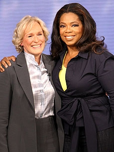 Glenn Close's Passion: Service Dogs for Vets