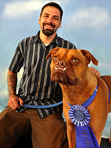Pabst Is Named World's Ugliest Dog