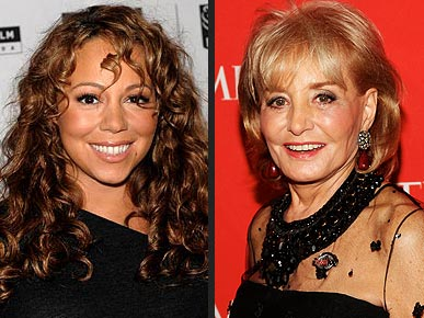 Surprising Fact: Mariah Carey and Barbara Walters Share a Dog Name