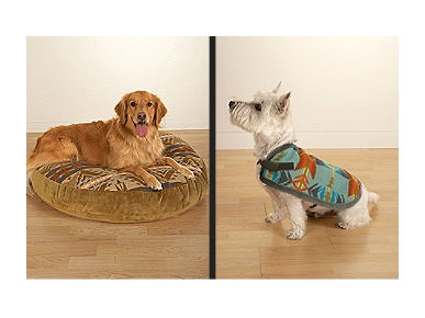 Jill Rappaport's Pet Gear for Pendleton: Chic and Charitable